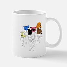 Executive Dogs Mug