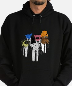 Executive Dogs Hoodie (dark)