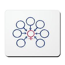 Bukkake Mousepad
