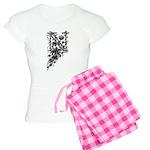 Letter N Women's Light Pajamas