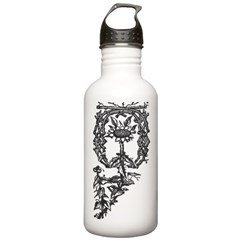 Letter O Water Bottle