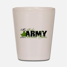 Father Combat Boots - ARMY Shot Glass