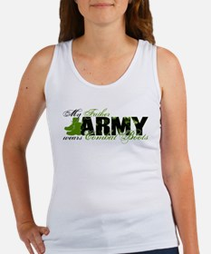 Father Combat Boots - ARMY Women's Tank Top