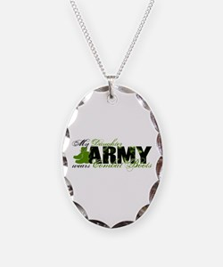 Daughter Combat Boots - ARMY Necklace
