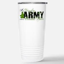 Daughter Combat Boots - ARMY Travel Mug