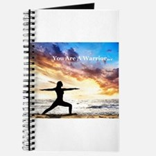 You Are a Warrior! Journal