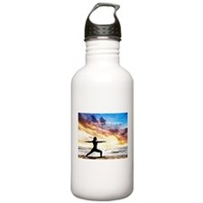 You Are a Warrior! Sports Water Bottle