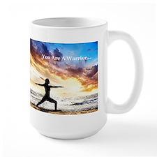 You Are a Warrior! Mug
