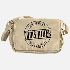 Toms River TItle Messenger Bag