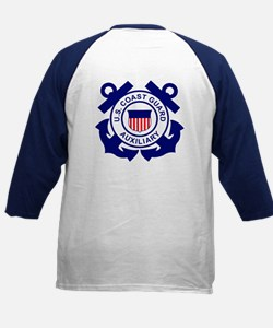 USCG Auxiliary Flag<BR> Kids Jersey 1