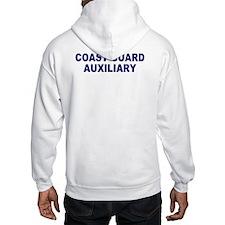 USCG Auxiliary Flag<BR> Hoodie 3