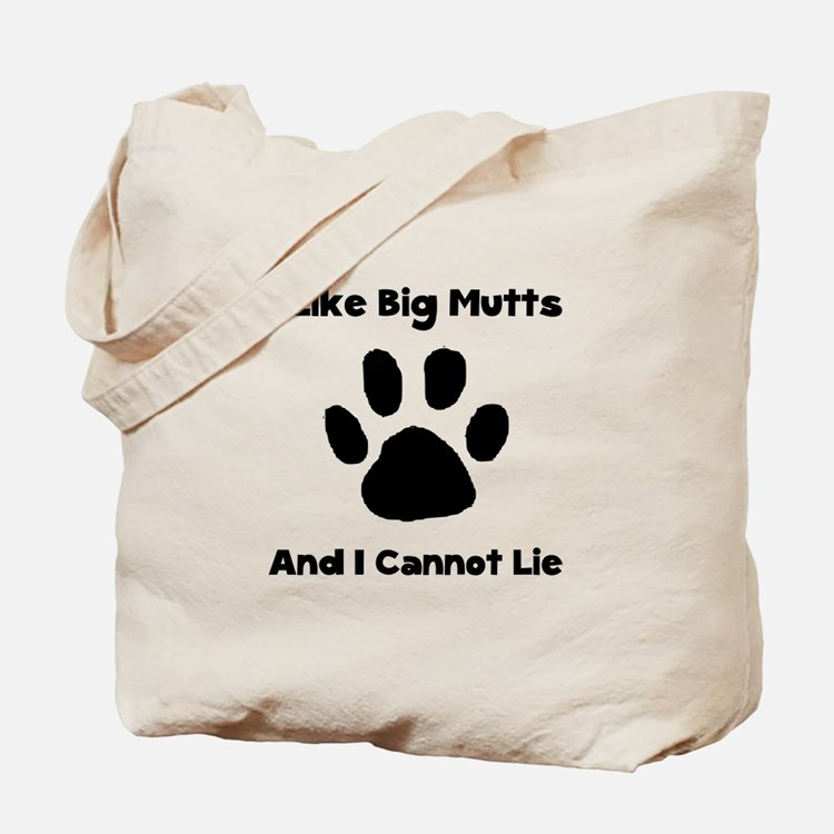 Big Mutts Tote Bag