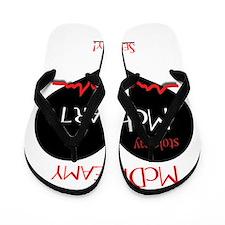 Grey's Anatomy Mc range Flip Flops