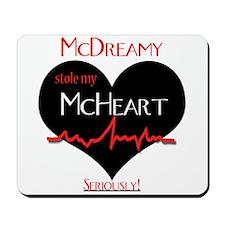 Grey's Anatomy Mc range Mousepad