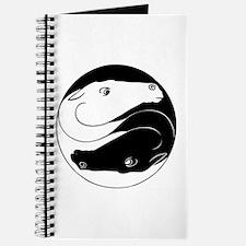 Horse Yin Yang Journal