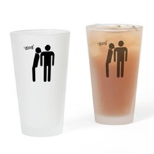 Nose Drinking Glass