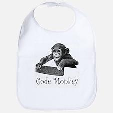CODE MONKEY - Bib