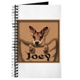 Baby kangaroo Journals & Spiral Notebooks