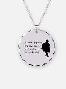 Weekend Warrior Necklace