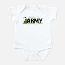 Bro Law Combat Boots - ARMY Infant Bodysuit