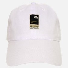In The Beginning Baseball Baseball Cap
