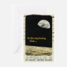 In The Beginning Greeting Cards (Pk of 10)