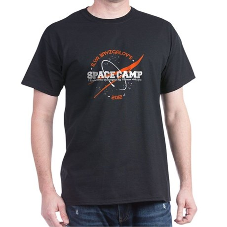 Bryzgalov - Space Camp - 2012 T-Shirt