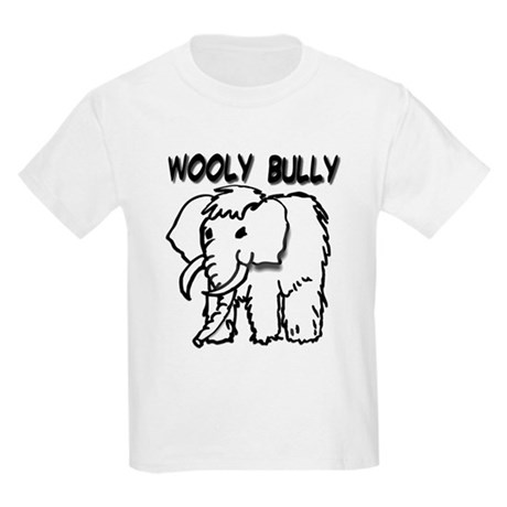 """""""WOOLY BULLY"""" Kids T-Shirt"""