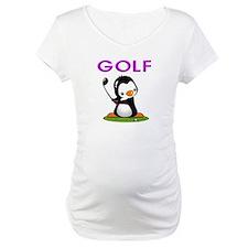 Golf Penguin (3) Shirt
