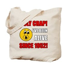 Hilarious 1952 Gag Gift Tote Bag