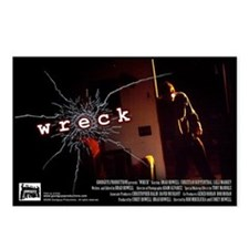 """Wreck"" Postcards (Package of 8)"