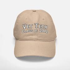 Vet Tech Class of 2012 Baseball Baseball Cap