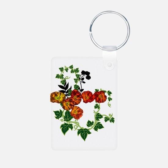 Poppy Keychains