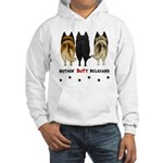 Nothin' Butt Belgians Hooded Sweatshirt