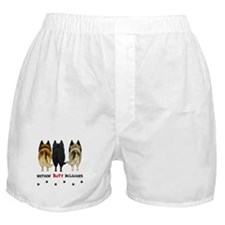 Nothin' Butt Belgians Boxer Shorts