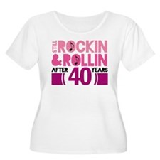40th Anniversary Funny Gift T-Shirt