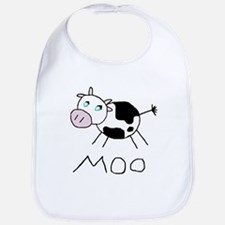 Moo Cow Bib