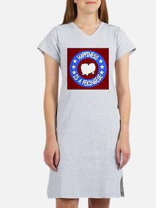 Pekingese Women's Nightshirt