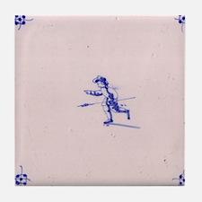 Soldier Tile: Tile Coaster