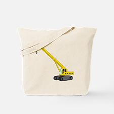 A Plain Crane Tote Bag