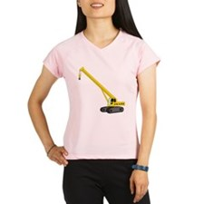 A Plain Crane Performance Dry T-Shirt