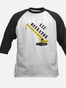 Lil' Crane Operator Tee