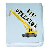 Crane operator Blanket