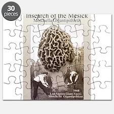 mesick giant morel Puzzle