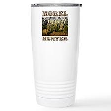 Morel mycology gifts Travel Mug