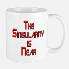 The Singularity is Near Mug
