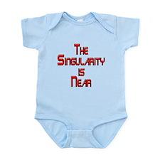 The Singularity is Near Infant Bodysuit