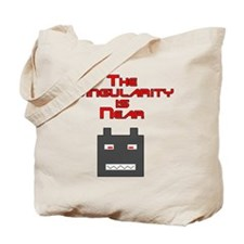 The Singularity is Near 2 Tote Bag