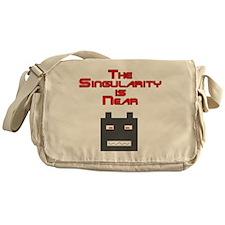 The Singularity is Near 2 Messenger Bag