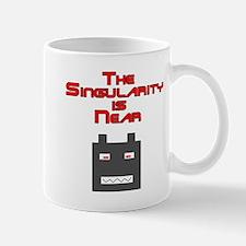 The Singularity is Near 2 Mug